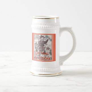Beer Stein for Festival of Woden Blóts Beer Steins