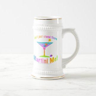 Beer Stein - MARTINI ME! Beer Steins