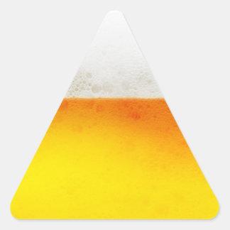 Beer Triangle Sticker