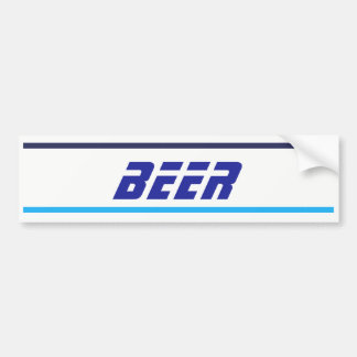 BEER STICKER