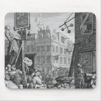 Beer Street, 1751 Mouse Pad