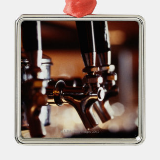 Beer Taps Christmas Ornament