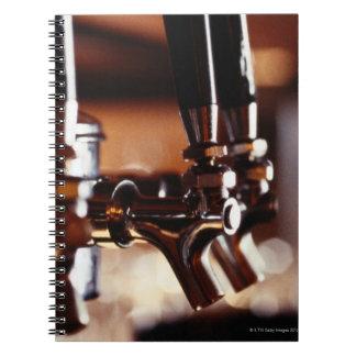 Beer Taps Notebooks
