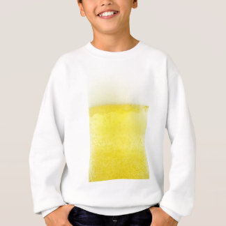 Beer texture design sweatshirt