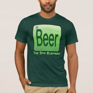 Beer The Fifth Element T-Shirt