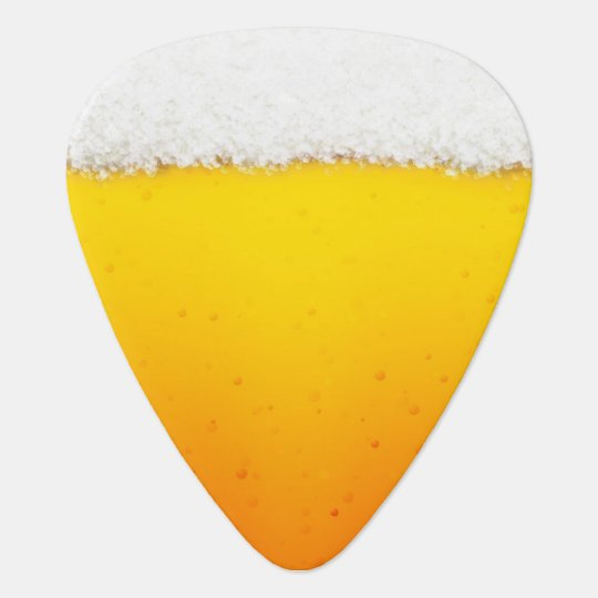 Beer Theme Guitar Picks