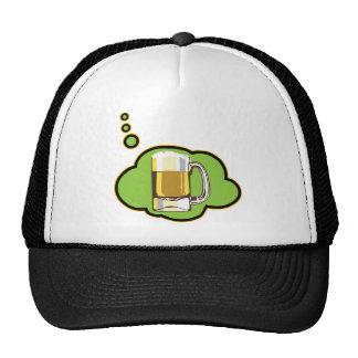 Beer Thinker Hats