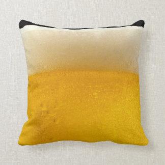 Beer Throw Cushion