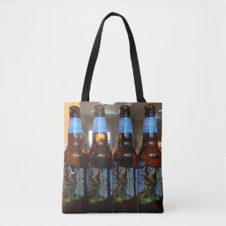 Beer Tote Bag All Over Bag