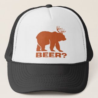 Beer ? trucker hat