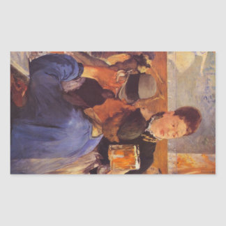Beer Waitress by Edouard Manet Sticker