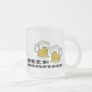 Beer Whisperer Coffee Mugs