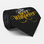 Beer Whisperer Tie