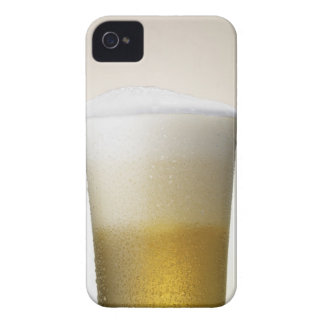 beer with foamy head iPhone 4 cover