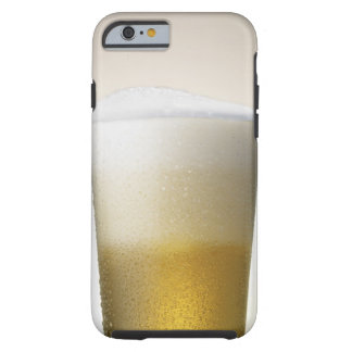 beer with foamy head tough iPhone 6 case