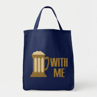 Beer With Me bag - choose style & color