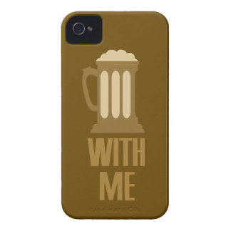Beer With Me Blackberry case