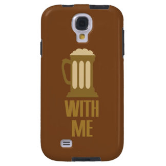 Beer With Me custom Samsung cases