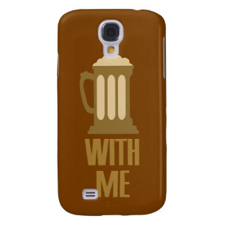 Beer With Me HTC case