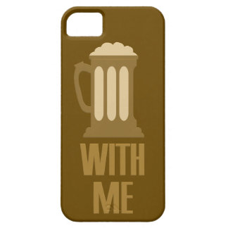 Beer With Me iPhone case