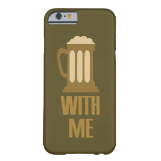 Beer With Me phone cases