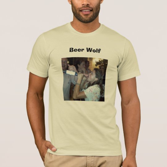 Beer Wolf T-Shirt