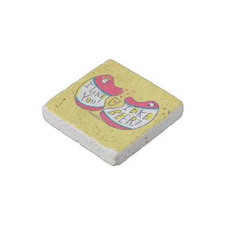BeerBoca Stone Magnet