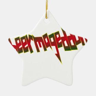 Beermageddon Christmas Ornament