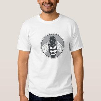 BeeRound Design Studio White T-Shirt