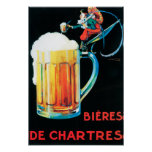 Beers of Chartres Promotional Poster