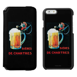 Beers of Chartres Promotional Poster Incipio Watson™ iPhone 6 Wallet Case