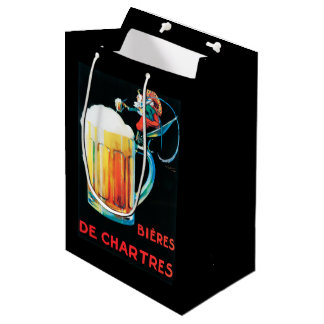 Beers of Chartres Promotional Poster Medium Gift Bag