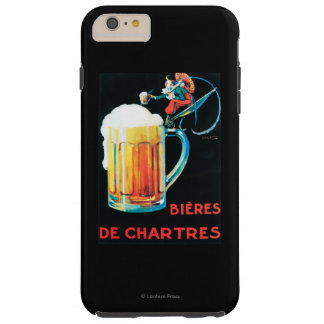 Beers of Chartres Promotional Poster Tough iPhone 6 Plus Case