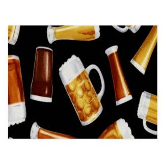 Beers Post Card