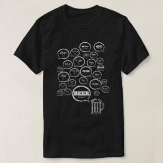Beers worldwide T-Shirt