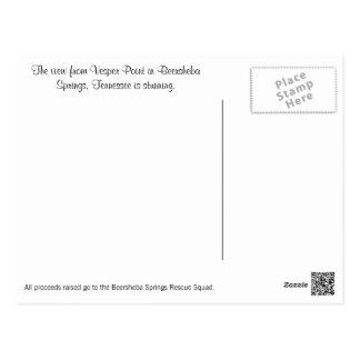 Beersheba Springs Postcard