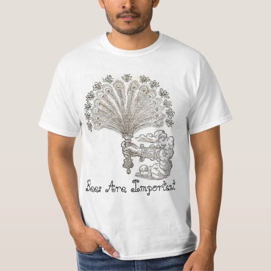 Bees Are Important T-Shirt