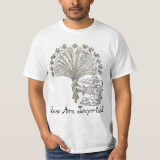 Bees Are Important Tshirt