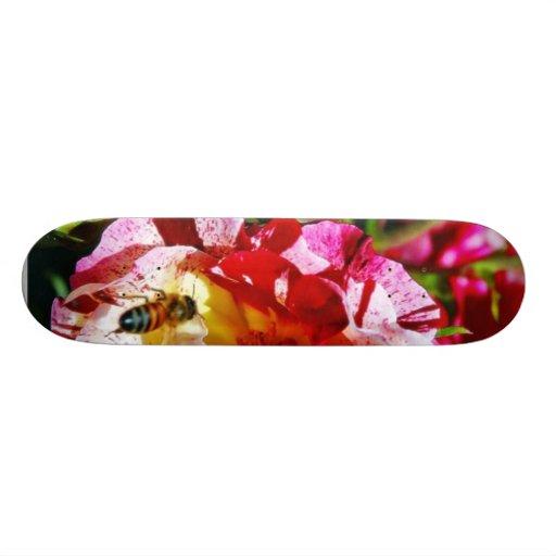 Bees At The Rose Skate Decks