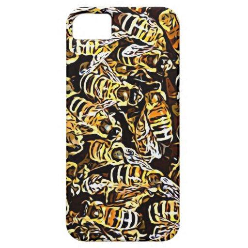 Bees Bees Bees. Bees Everywhere. iPhone 5 Cases