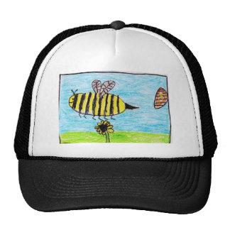 Bees Buzzing Cap