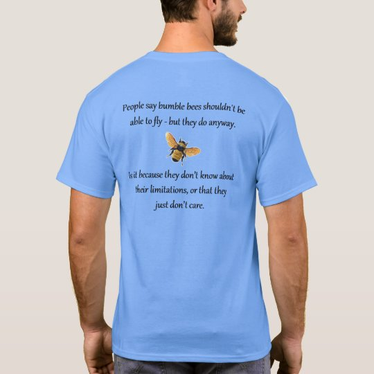 Bees Don't Care T-Shirt