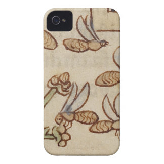 Bees from a Medieval Manuscript Case-Mate iPhone 4 Case