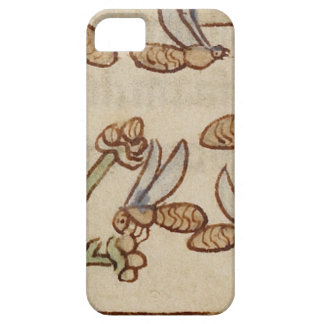 Bees from a Medieval Manuscript iPhone 5 Covers