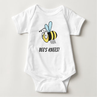 Bee's Knees! Baby Bodysuit