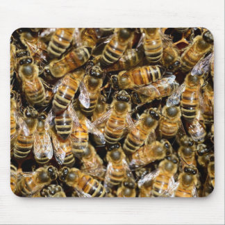 Bees Mouse Mat