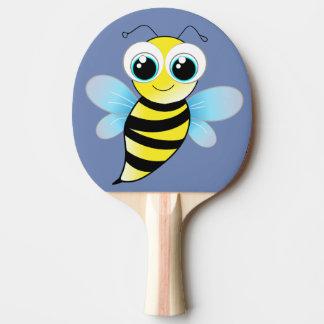 bees ping pong paddle