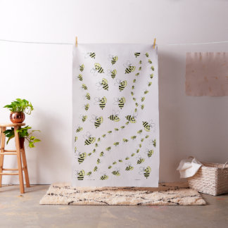 Bees Please Fabric