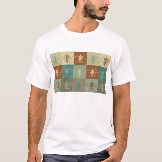Bees Pop Art T-Shirt