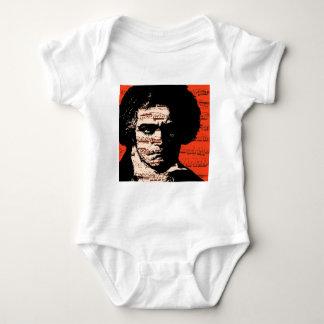 Beethoven Baby Bodysuit